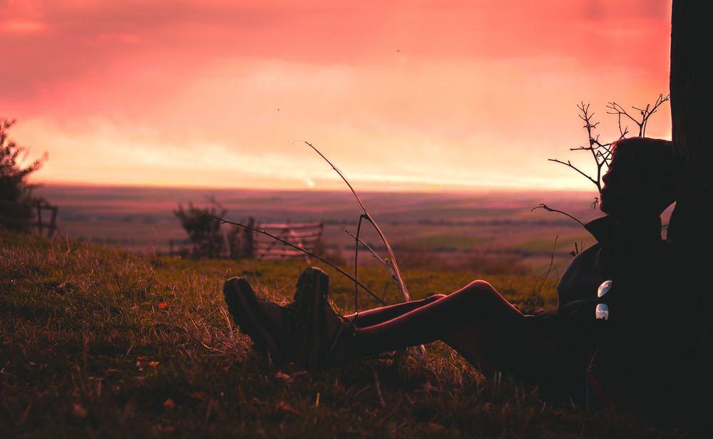 Tillsammans med ensamheten