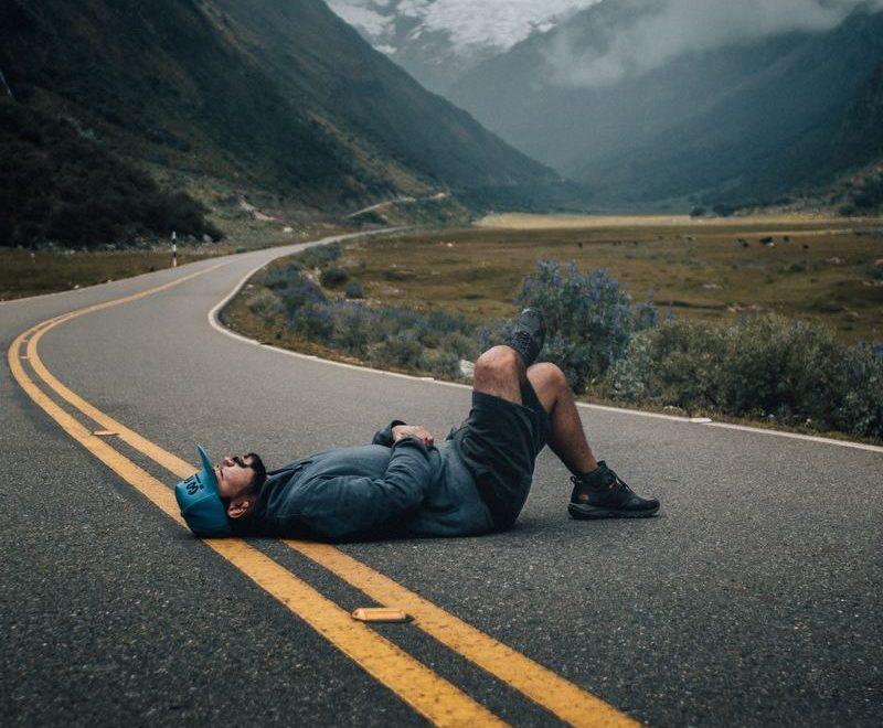 Alltid påväg – aldrig vila?