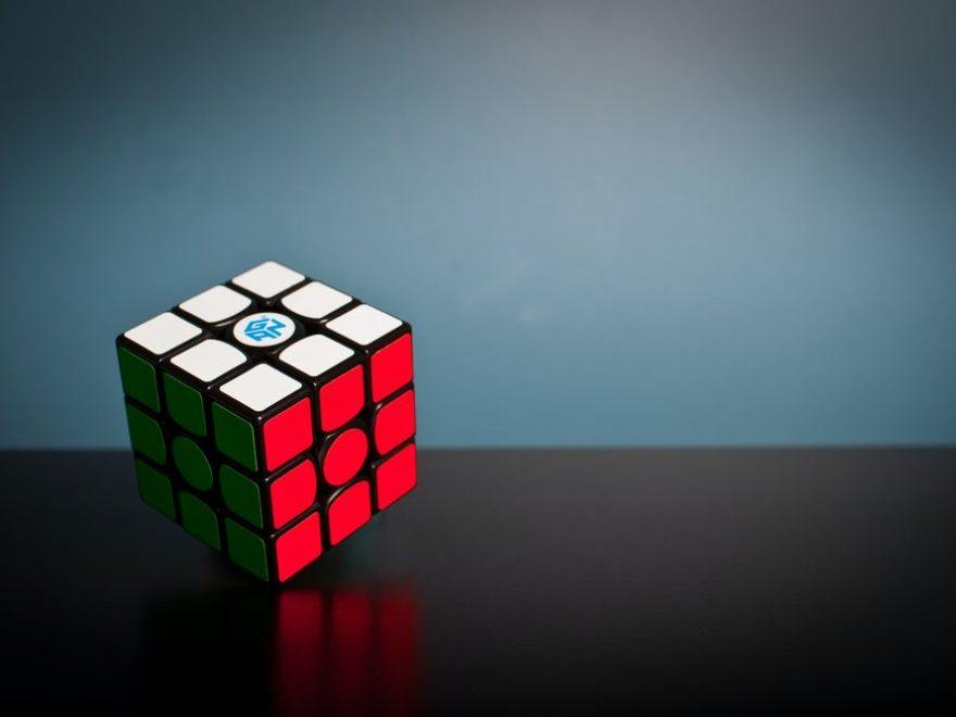 Rubiks kub är världsberömd
